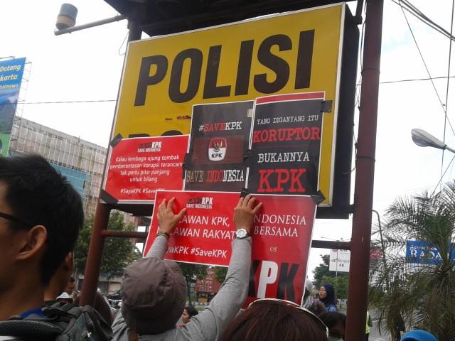 Satu Gerakan Lawan Korupsi