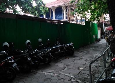 Parkir di Luar Wilayah Kampus Jadi Masalah