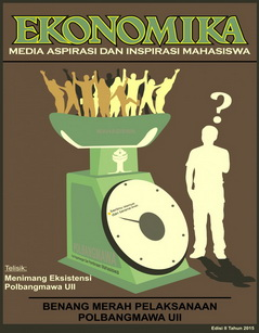 Newsletter LPM EKONOMIKA Edisi 02, Periode 2014-2016