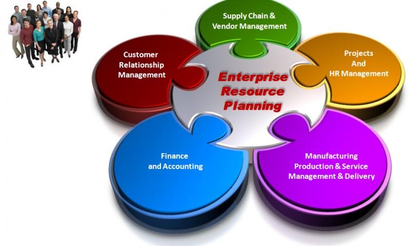 ERP Siap Integrasikan Bisnis Anda