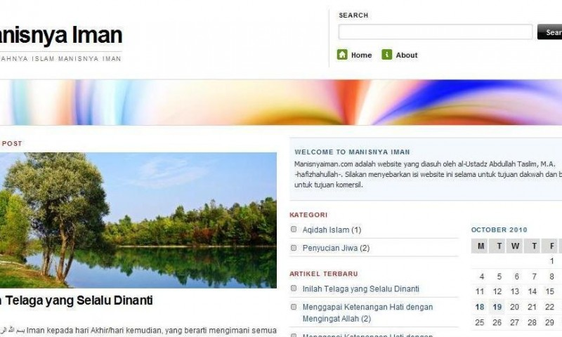 Situs Web Pribadi, Wadah untuk Personal Branding