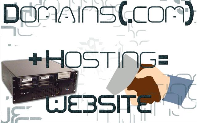 Hosting dan Domain, Apakah Itu?