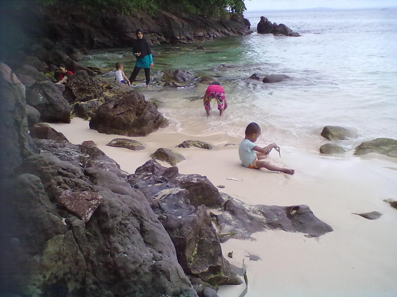 Pulau Matan Sorong Papua Barat