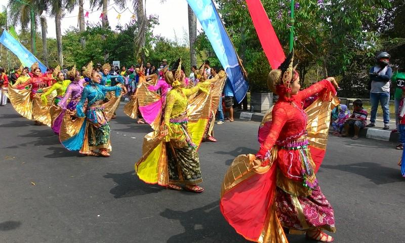 Festival Pelangi Budaya Bumi Merapi