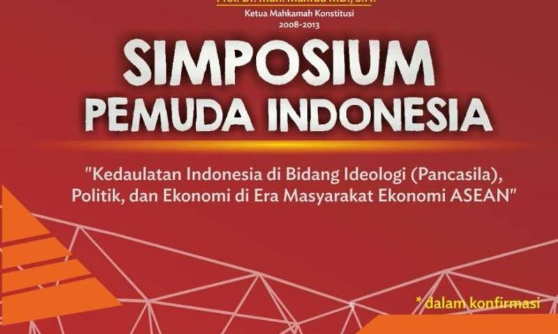SIMPOSIUM PEMUDA INDONESIA ASPIRASIKAN SUARA PEMUDA