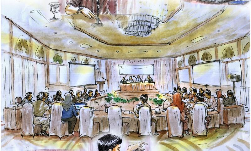 WAREK III: MAHASISWA YANG IKUT SEMINAR JANGAN DIANGGAP BOLOS
