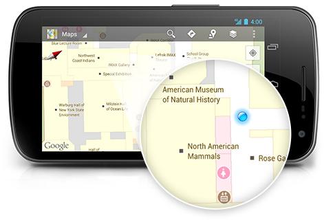 FITUR TERBARU GOOGLE MAPS: INDOOR MAPS
