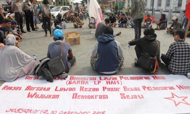 SERIKAT MAHASISWA INDONESIA KECAM KONFLIK AGRARIA