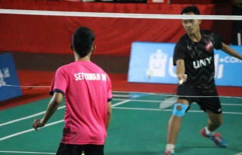 Capai Target: Badminton UNISI Lolos Nasional