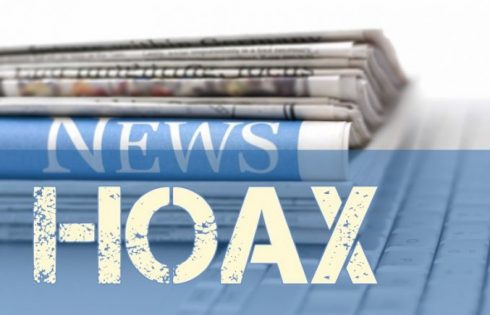 Berita Hoax, Lebih dari Sekedar Kabar Burung
