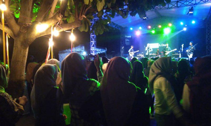 Konser Amal Tutup Rangkaian Acara Feskon 2018