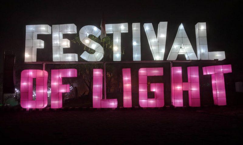 Festival of Light Kaliurang : Cahaya Diantara Kegelapan