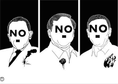 Ada atau Tidak Ada Pemerintah, Hidupku Tetep Gini-gini Aja