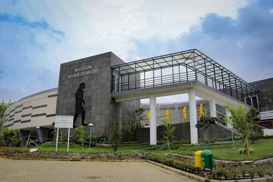 Museum Situs Semedo: Penemuan Baru Fosil Zaman Purbakala