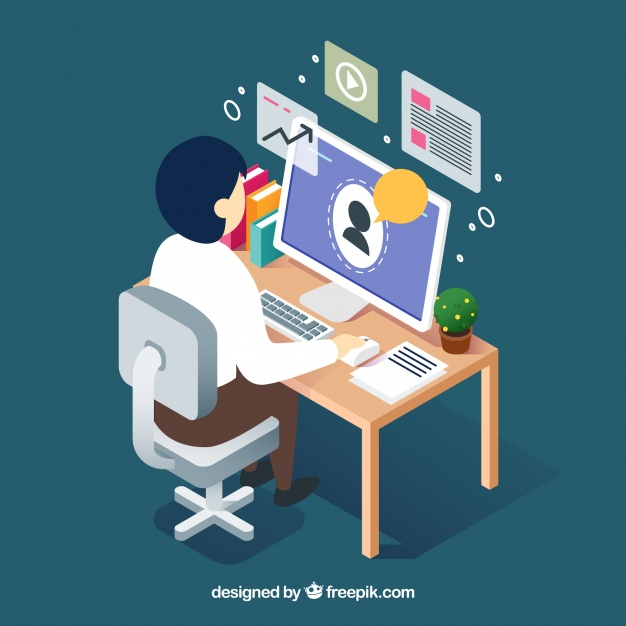 webinar-concept-with-man-desk_23-2147765647